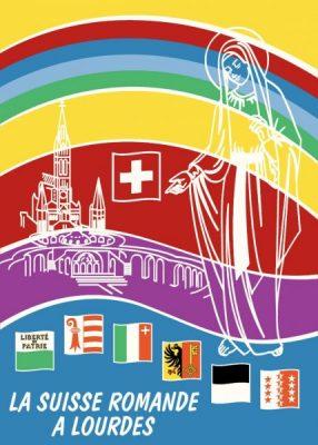 Pèlerinage d'été à Lourdes